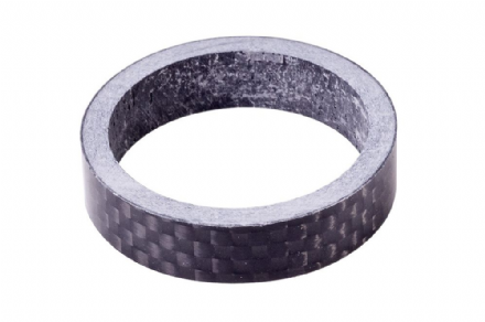 Shadow Carbon Headset Spacer - Grey 8mm